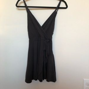 Urban Outfitters Romper Gray XS